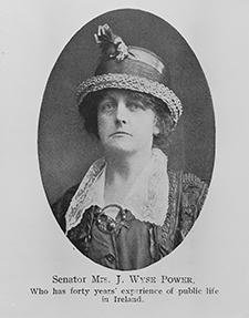 Jennie Wyse Power, nationalist, suffragist and Senator