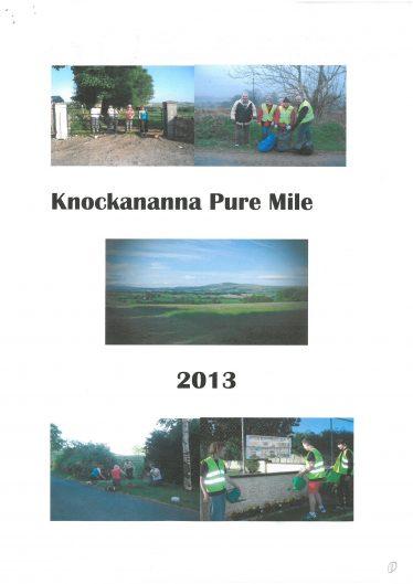 A Knockananna Mile