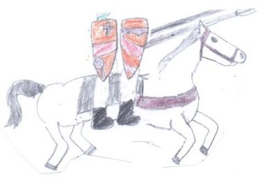 The Knights Templar   By The Pupils Of Brittas Bay School 2014