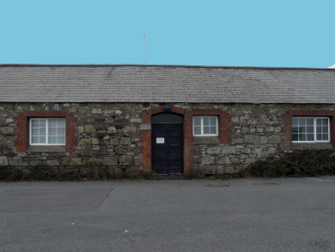 Current Photo of Old Lifeboat House | Mary Hargaden
