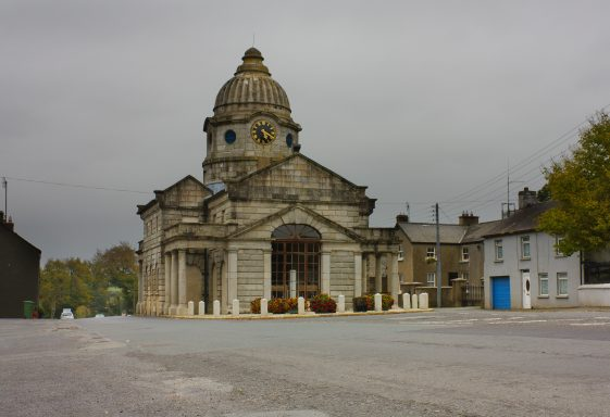 Dunlavin- From Market House to Blind Lane on Station Road- The PURE Mile