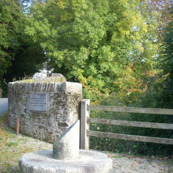 1798 Memorials on the Lacey Brothers Bridge | Ballinglen Development Committee