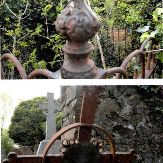 Details from Graveyard features | Castletimon National School