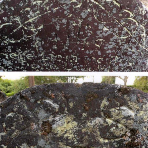 Engravings on Headstones | Castletimon National School