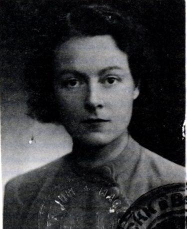 Myriam Tolstoy, 1945