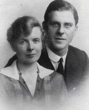 Mairin & husband James (Jim) Ryan