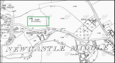 Map of Newcastle Village | OSI 6