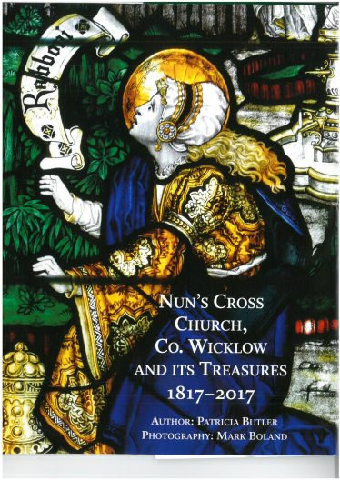 Cover Image | Mary Magdalene, the Great East Window, Nun's Cross Church, Killiskey, Ashford, Co. Wicklow. Kempe & Company, London 1902/1903