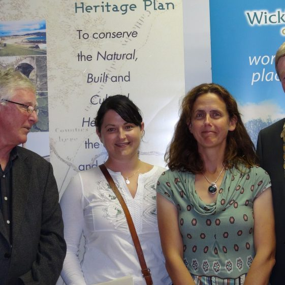 Official launch of Wicklow's Living Landscape Photography Competition in County Buildings | Sean Casey