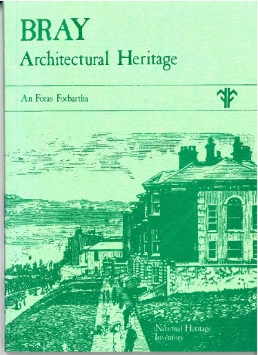 Cover of Bray: Architectural Heritage by William Garner