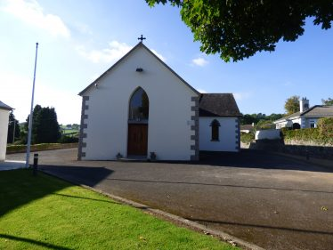 St. Mary's Catholic Church Stratford-on-Slaney   Mary Hargaden September 2015
