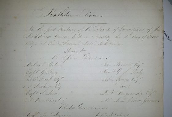 Wicklow County Archives