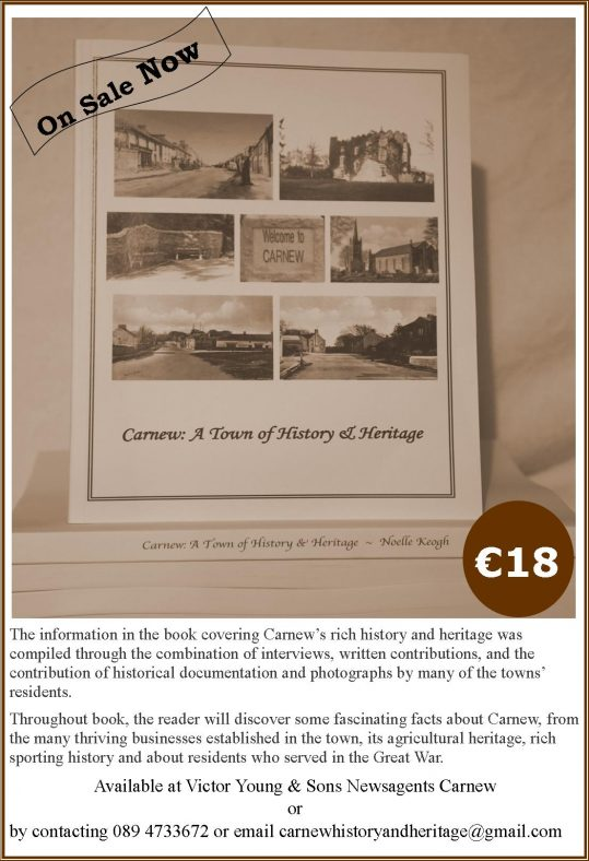Carnew: A Town of History & Heritage