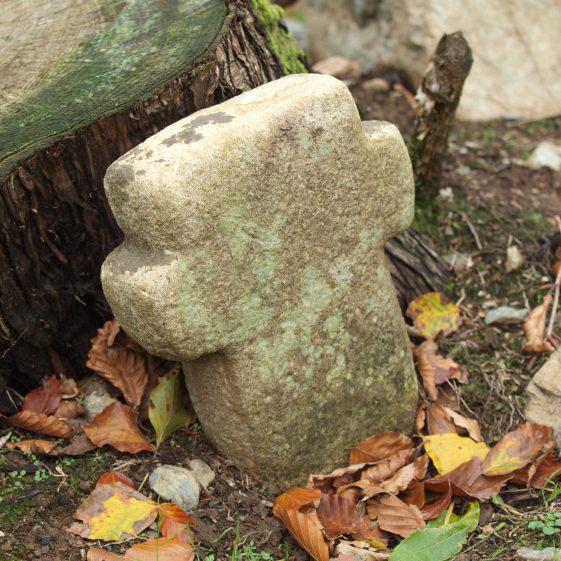Medieval stone cross, Preban cemetery, Co. Wicklow