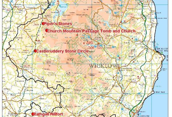 Wicklow In Prehistory