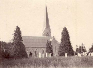 Powerscourt Church (c1905)