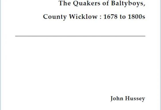 The Quakers of Baltyboys
