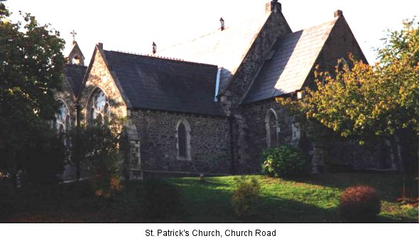 Places of Worship in Greystones