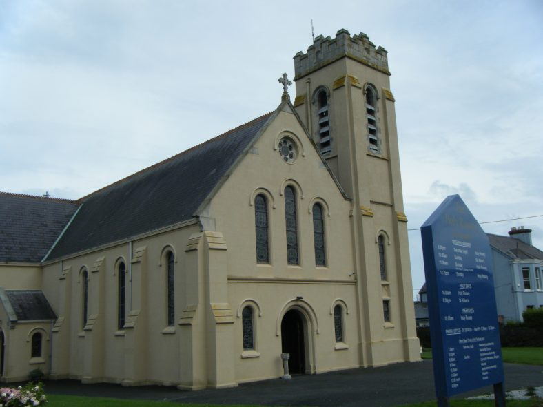 Church of the Holy Rosary, Greystones