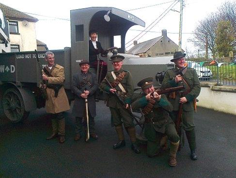 Rathnew Commemorates 1916