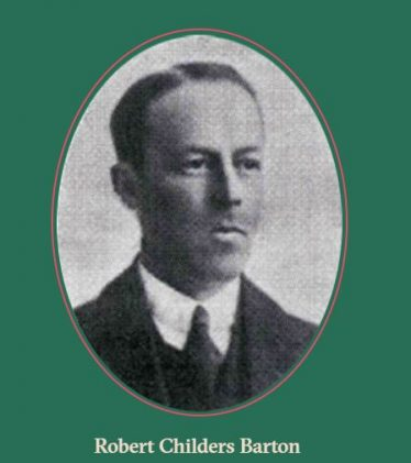 Robert Barton (1881-1975) | Courtesy of www.dail100.ie