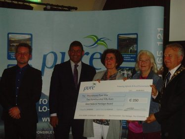 PURE Mile Award's Night | Roundwood.ie