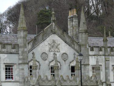 Front of Shelton Abbey | Mary Hargaden