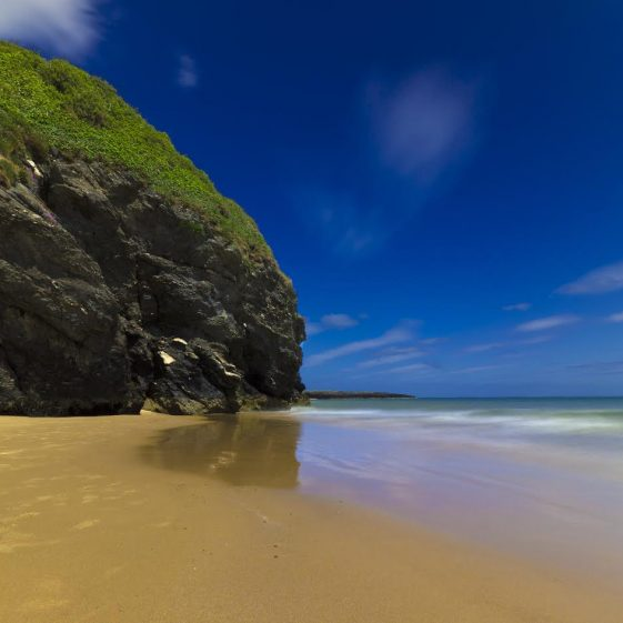 Silver Strand Wicklow On A Glorious Sunny Day   Darragh O Doherty