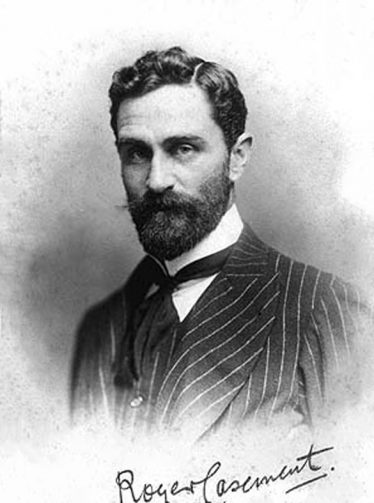 Potrait of Sir Roger Casement | The Commons collection from The National Library Of Ireland