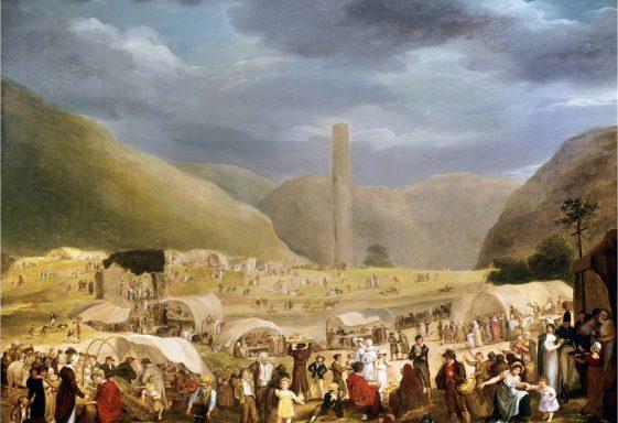 Glendalough - Art and Atmosphere