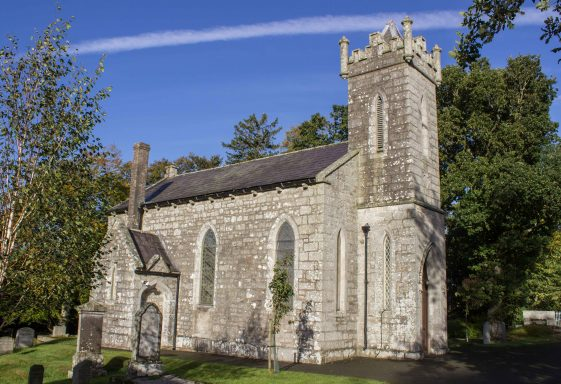 St. John's Church of Ireland, Cloghleagh