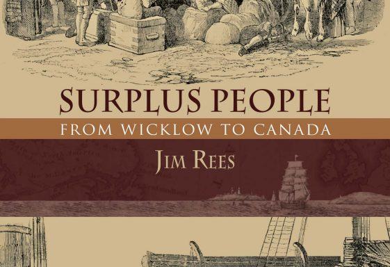 Surplus People: Online talk by Jim Rees on the Fitzwilliams & the Coolattin Clearances