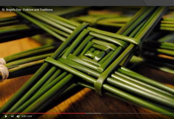 St. Brigid's Day - Folklore & Traditions