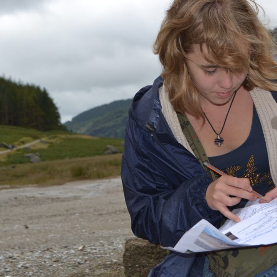 Taking the Mining Heritage Quiz Challenge at Glenealo | Deirdre Burns