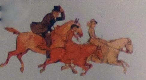 Baltinglass - The Horse