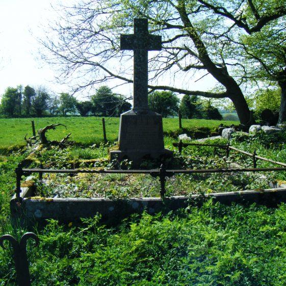 Tober House Old Graveyard, Dunlavin   Colette Mooney