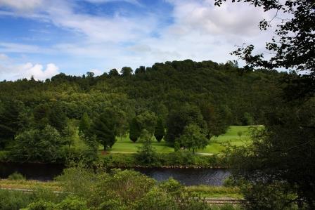 Woodenbridge Golf Course   PURE Mile