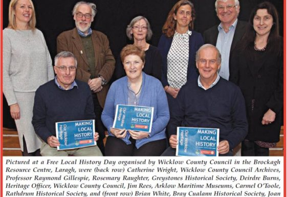 Making Local History Seminar 4th November 2017