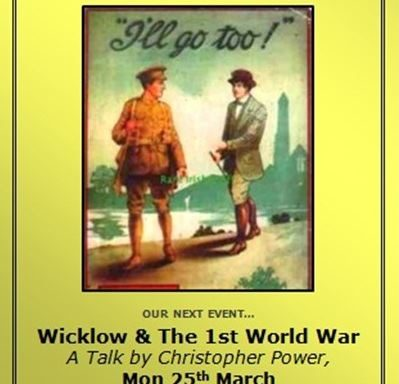 Wicklow and the First World War