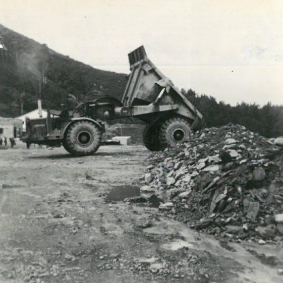 Athey Wagon at St. Patrick's Mine, Avoca | Barry McKeon