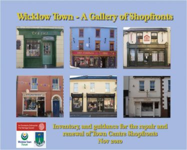Wicklow Town A Gallery of Shopfronts