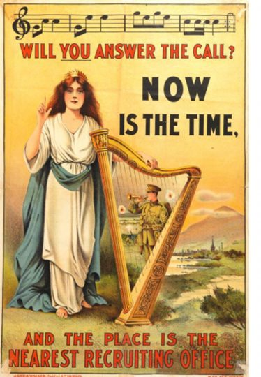 Softly March Away: Stories From Greystones and the Great War
