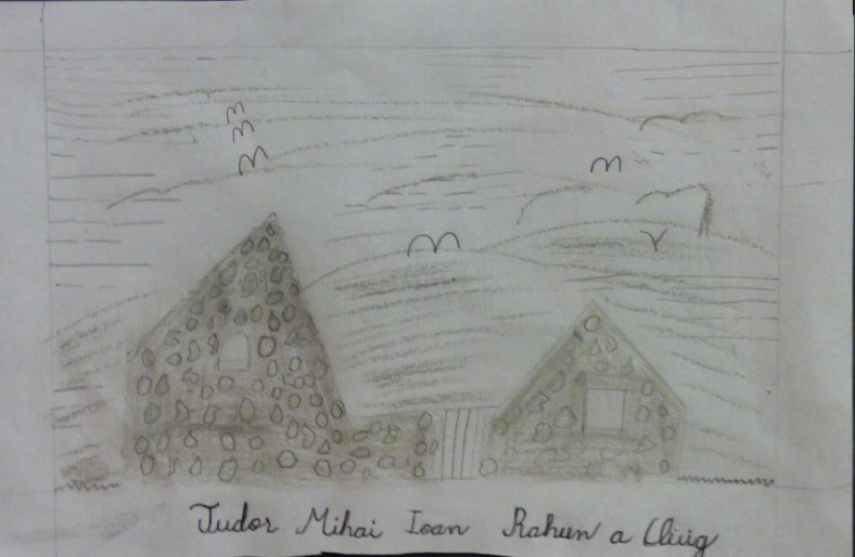 Raheen a Cluig: Uncovering Bray's Forgotten Monastic Grange Exhibition. Drawings by 4th Class Pupils of St. Cronin's School | Tudor Mihai Ioan