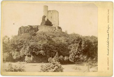 Gisors Castle Normandy | Ed Lamaury