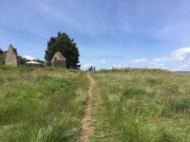 Pathway to Raheen a Cluig Church - Heritage week 2018 | The Medieval Bray Project