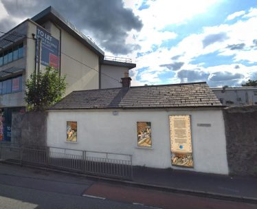 Representations of the Battle of Bloody Banks near the site of the Battle in Bray   The Medieval Bray Project and Bray Tidy Towns