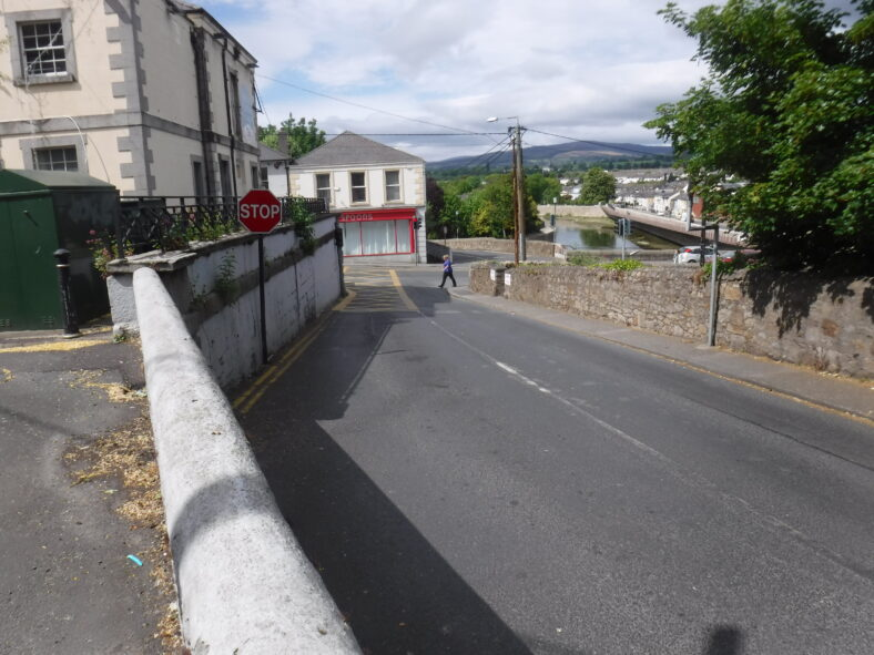Looking west along Seapoint Road | David McIlreavy