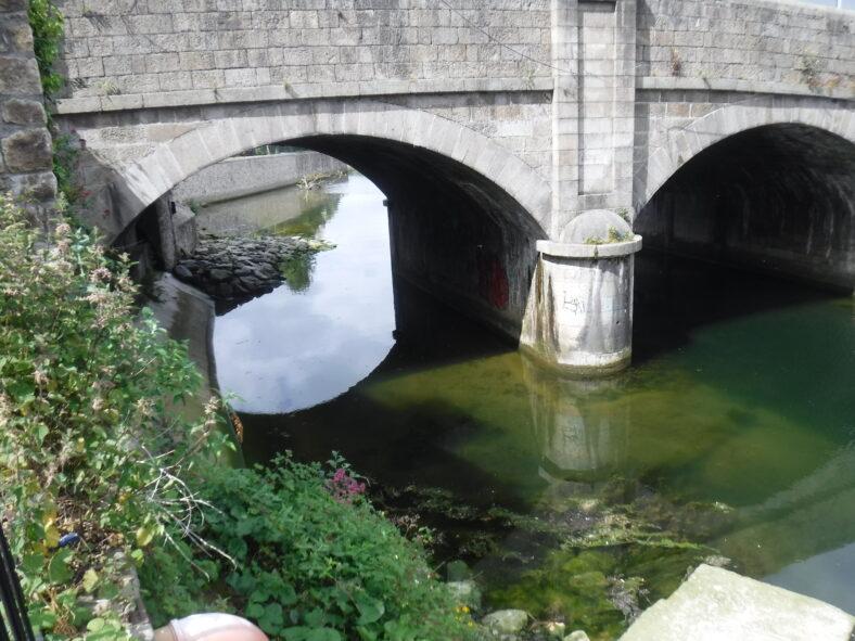 Hollow Landing Spot under Bridge | David McIlreavy