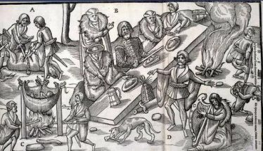 Gaelic Feast - 1581