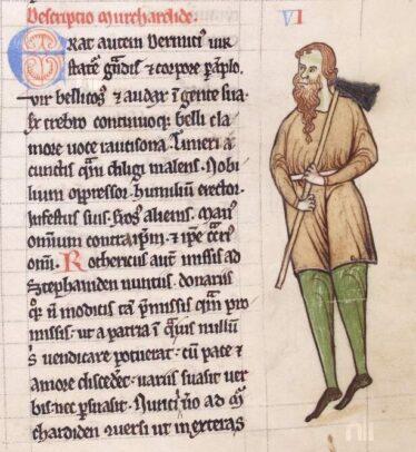 Diarmuid Mac Murchada, King of Leinster